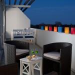 Strandluft 22 - Balkon