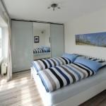 Strandluft 22 - Schlafzimmer